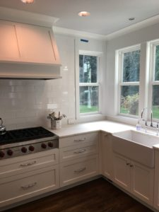 finish carpentry kitchen cabinets seattle